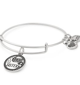 Alex and Ani Soul Sister EWB -Silver