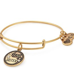 Alex and Ani Soul Sister EWB -Gold