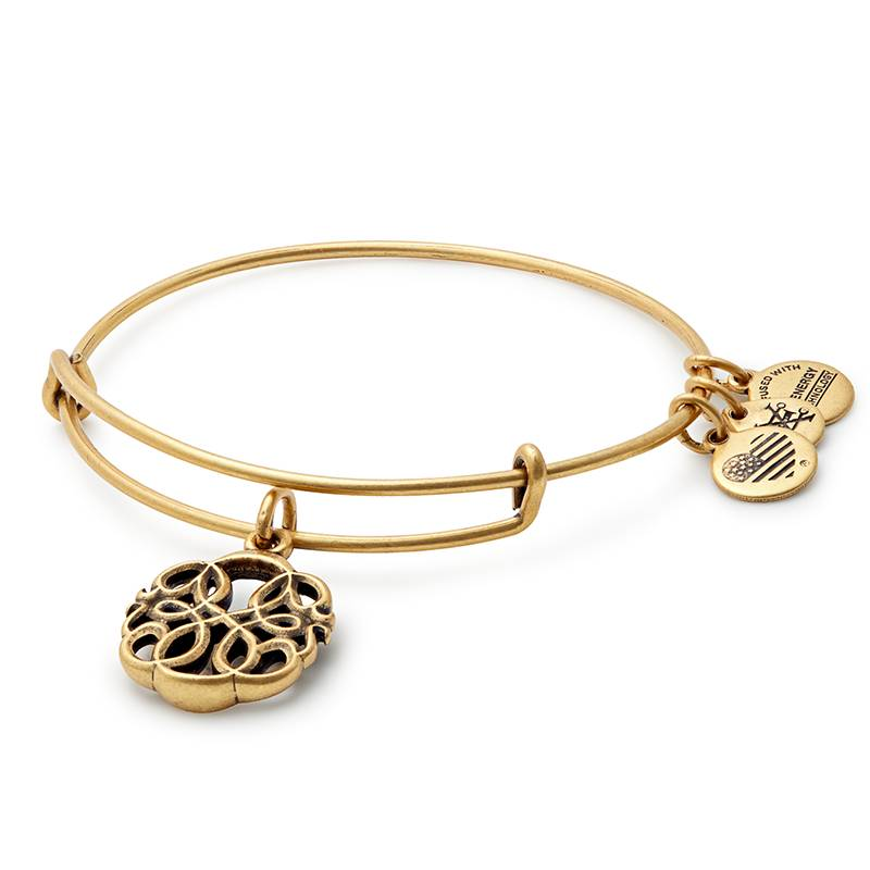 Alex and Ani Path of Life IV EWB -Gold