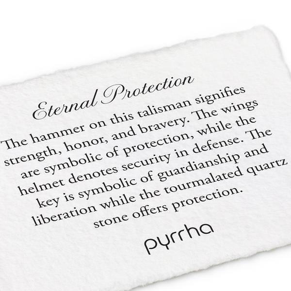 "Pyrrha Pyrrha Eternal Protection 28"""