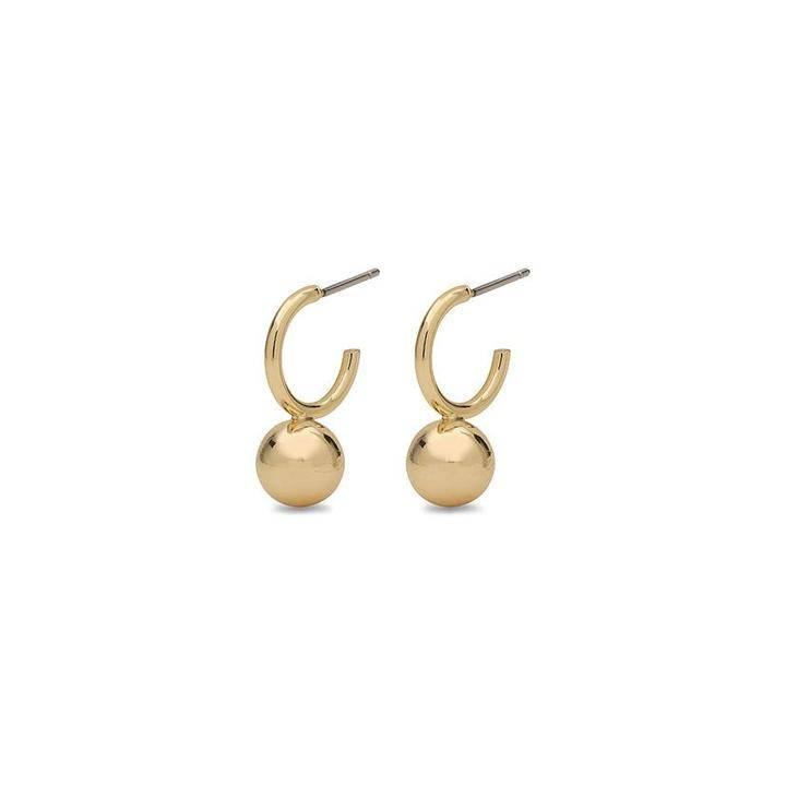 Pilgrim Poe Earring - Gold