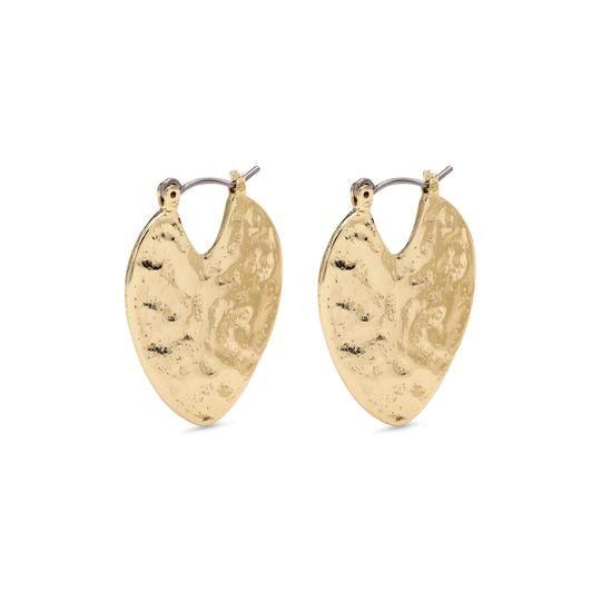 Pilgrim Pilgrim Handcrafted Gold Earrings