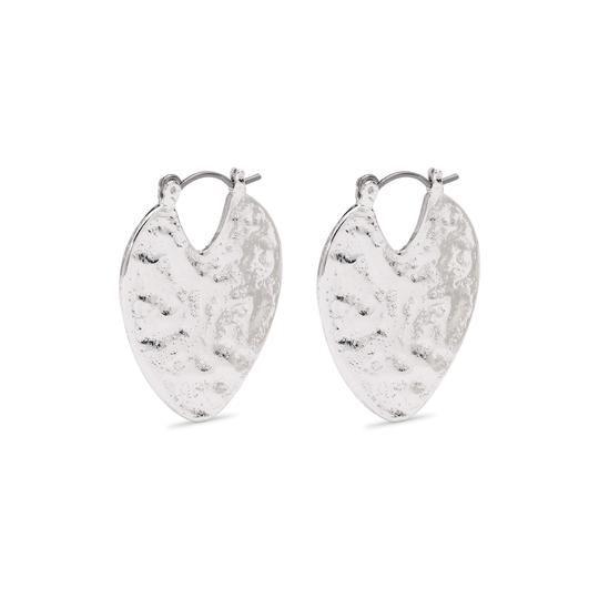 Pilgrim Pilgrim Handcrafted Silver Earrings