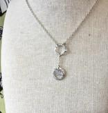Olive Cedar Olive Cedar Love Birds Necklace
