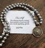 """Pyrrha Pyrrha- Grey Pearl True Self 22"""""""