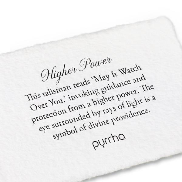 "Pyrrha Pyrrha- Higher Power 18"""