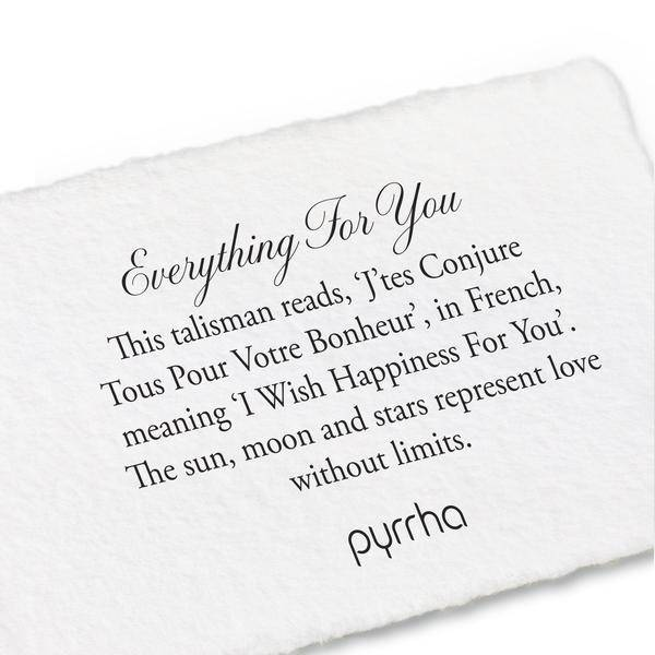 Pyrrha Pyrrha- Everything for You 18""