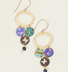 Multi/Gold Daydream Earrings