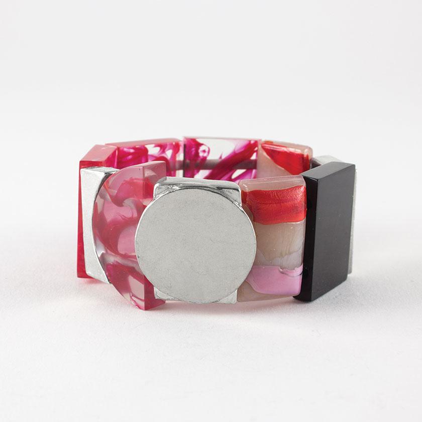 Anne Marie Chagnon Sheryl Grenadine Bracelet