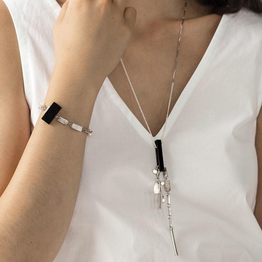 Anne Marie Chagnon Kristen Cocktail Necklace