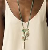 Anne Marie Chagnon Leslie Cocktail Necklace