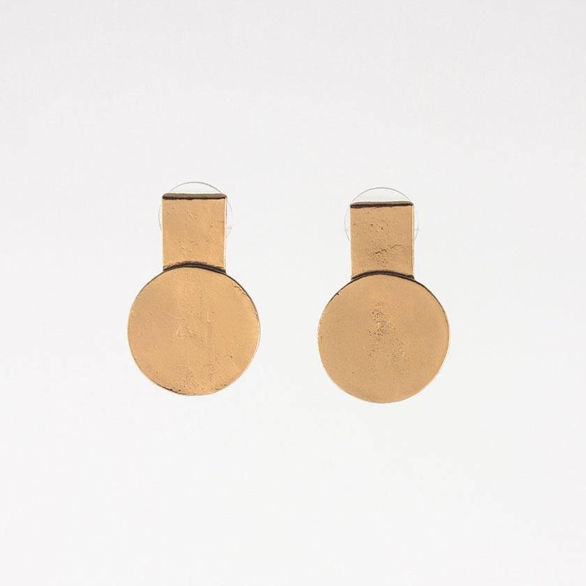 Anne Marie Chagnon Marty Earring - Bronze