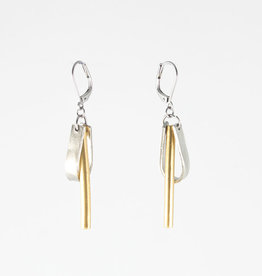 Anne Marie Chagnon Lewis Earring- Gold