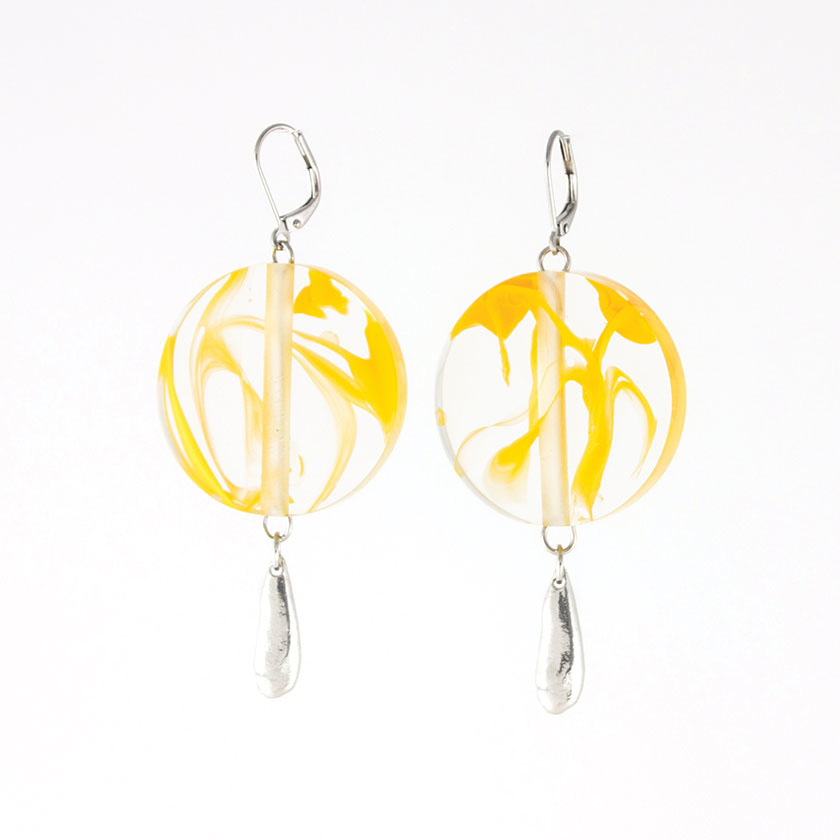 Anne Marie Chagnon Sharon Earring- Mimosa