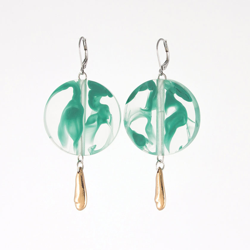 Anne Marie Chagnon Sharon Earring- Calypso