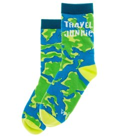 WIT Wit! Socks- Travel Junkie
