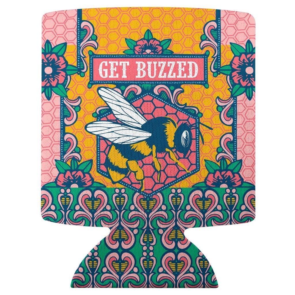 WIT Get Buzzed Koozie