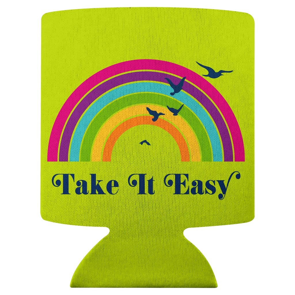 WIT Take It Easy Koozie