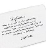 "Pyrrha Pyrrha- Defender 20"""