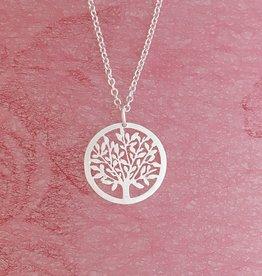 Tashi Tashi Small Tree Necklace