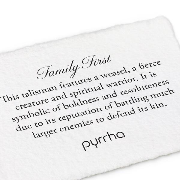 Pyrrha Pyrrha Family First -18