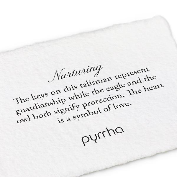 """Pyrrha Pyrrha Bronze Nurturing -20"""""""