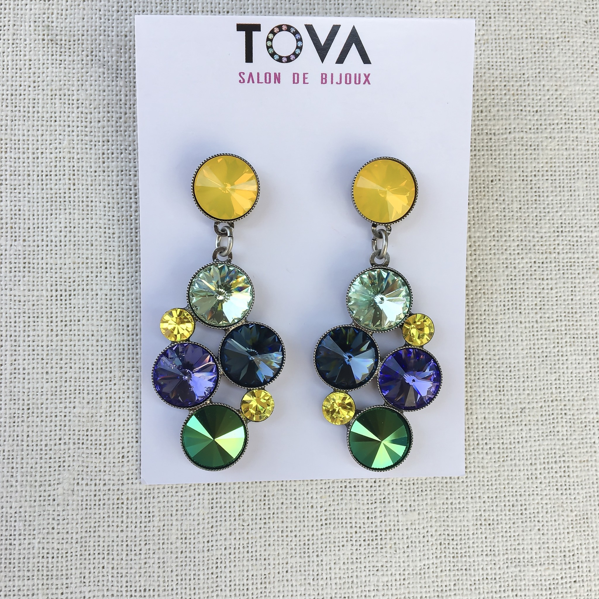 Tova Tova Earring- Take Me Out