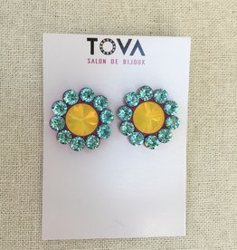 Tova Tova Earring- Daisy Dreams