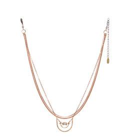 Hailey Gerrits Horizon Necklace- Labradorite