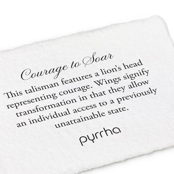 Pyrrha Pyrrha- Courage To Soar 18 ""