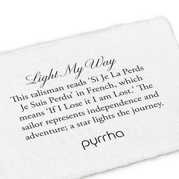 Pyrrha Pyrrha- Light My Way 18""