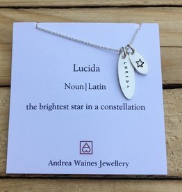 Andrea Waines Andrea Waines- Lucida Necklace 18""