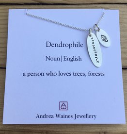Andrea Waines Andrea Waines Necklace- Dendrophile 18""