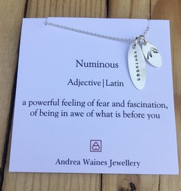 Andrea Waines Andrea Waines Necklace- Numinous 18""