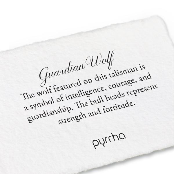 """Pyrrha Pyrrha- Guardian Wolf 22"""""""