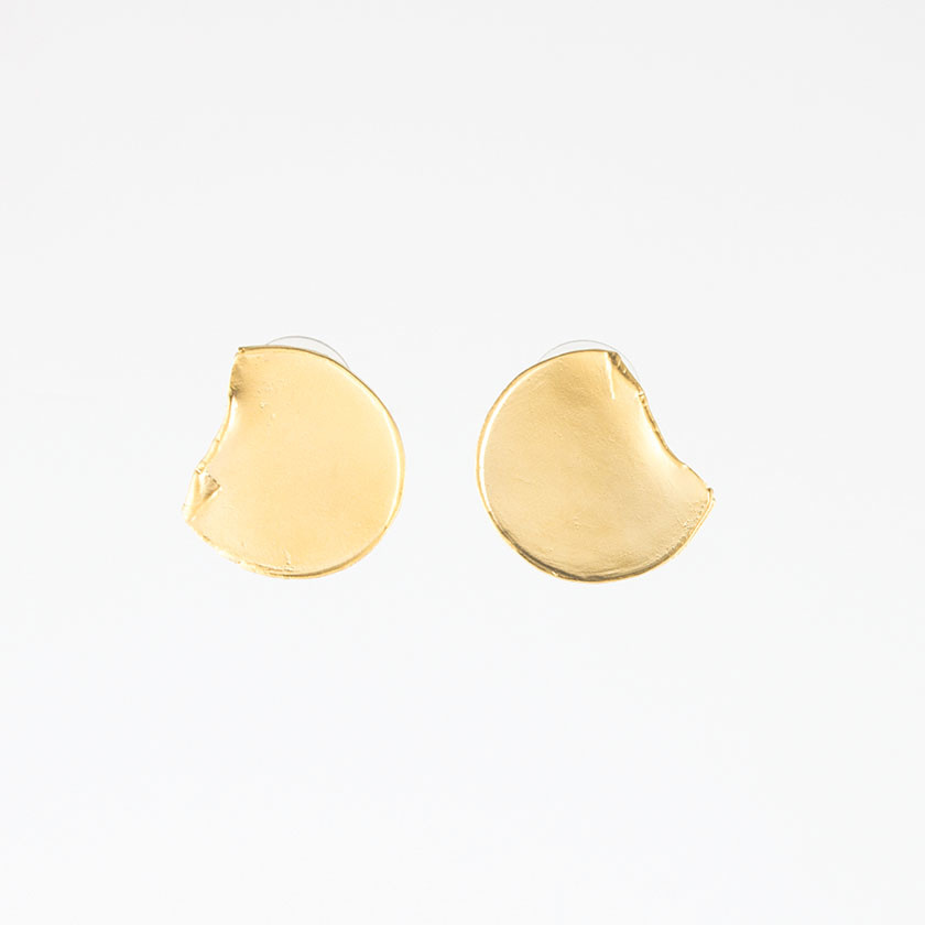 Anne Marie Chagnon Melina Earring- Gold