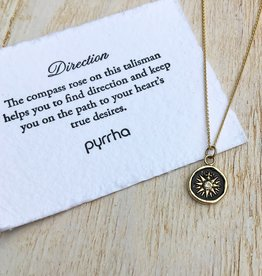 Pyrrha Pyrrha Direction, 14kt gold with 1.75 diamond