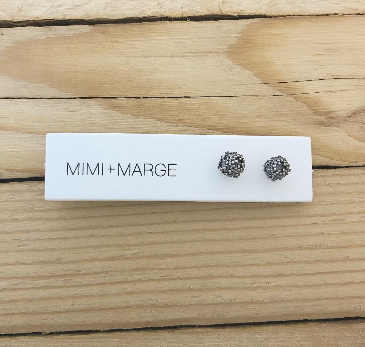 mimi + marge Kebaikan Ball Stud (Sm) Earring