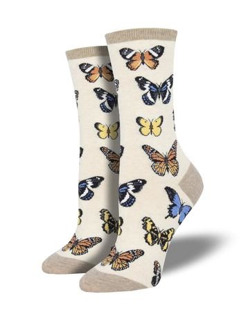 SockSmith Butterfly Socks