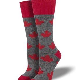 SockSmith Outlands Maple Leaf Socks