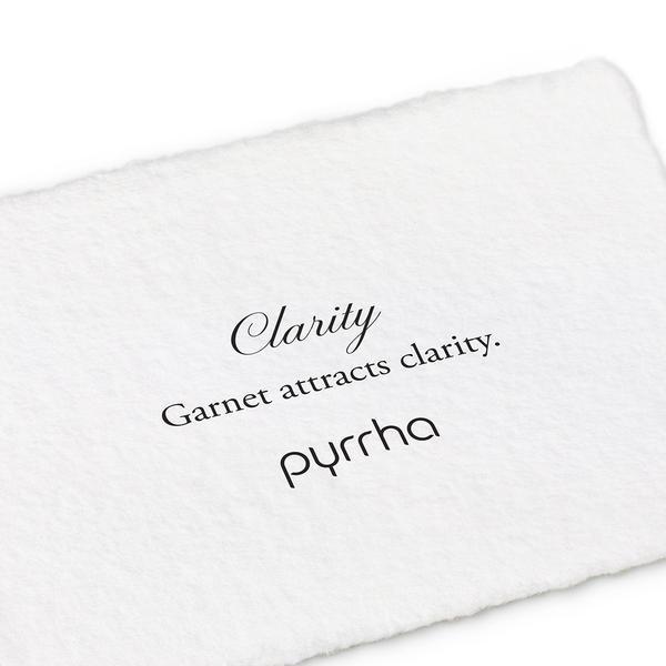 Pyrrha Pyrrha- Clarity Attraction Charm