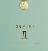Lucky Feather Lucky Feather Zodiac- Gemini
