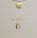 Lucky Feather Lucky Feather Zodiac- Taurus