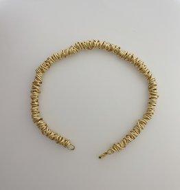 Dianne Rodger Dianne Rodger Gold Twist Clasped Bracelet