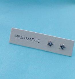 mimi + marge Kebaikan Star Stud Earring