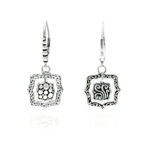 Sarda Sterling Perfect Portrait Earring