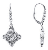 Sarda Sterling infinity Knot Collection Earring