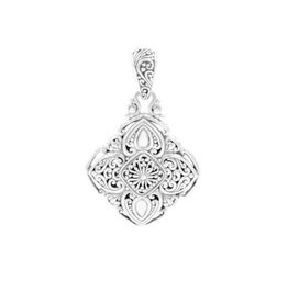 Sarda Sterling Bold and Noble Pendant