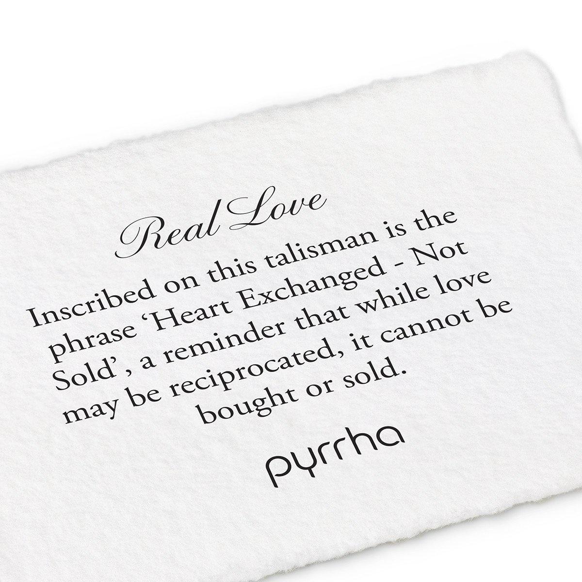 "Pyrrha Pyrrha Real Love 18"""