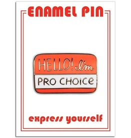 The Found Pro Choice Pin